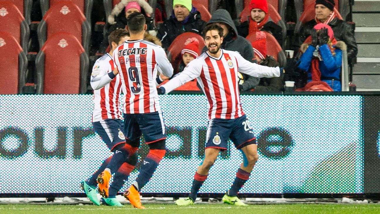 b7ac09cd5fd Chivas has offers in Europe and Mexico for striker Rodolfo Pizarro -  sporting director