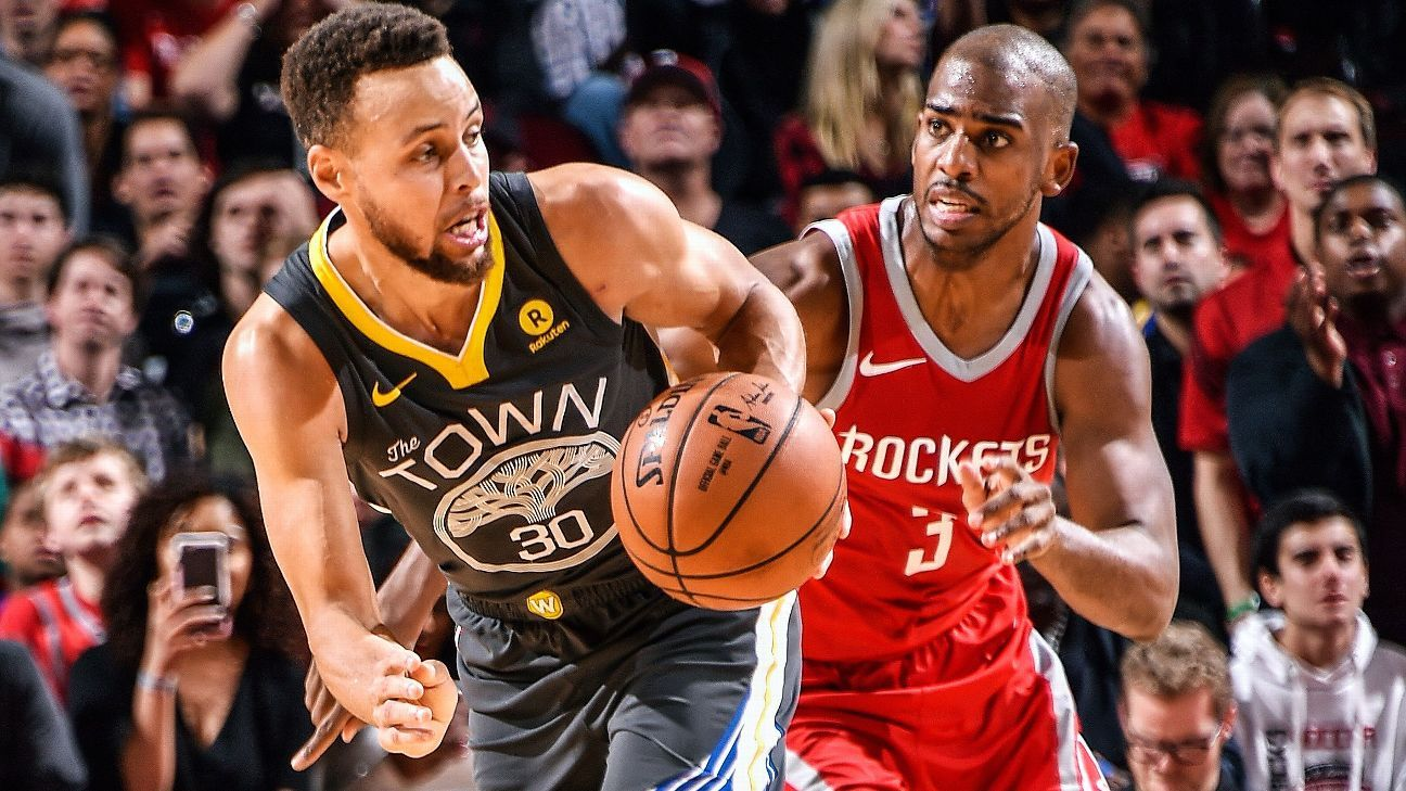 a5be8aa21d4d Zach Lowe on Houston Rockets vs. Golden State Warriors - NBA playoffs