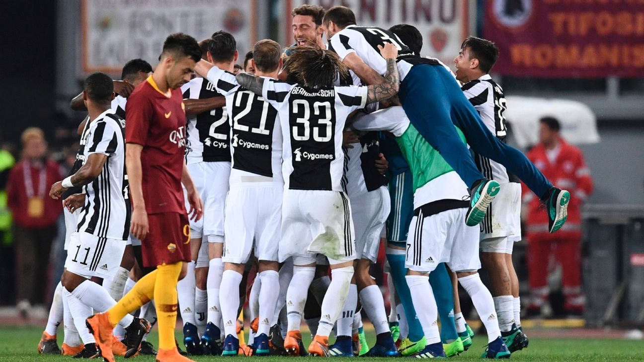 Juventus still the team to beat in Serie A as Napoli 2a1d5c41d