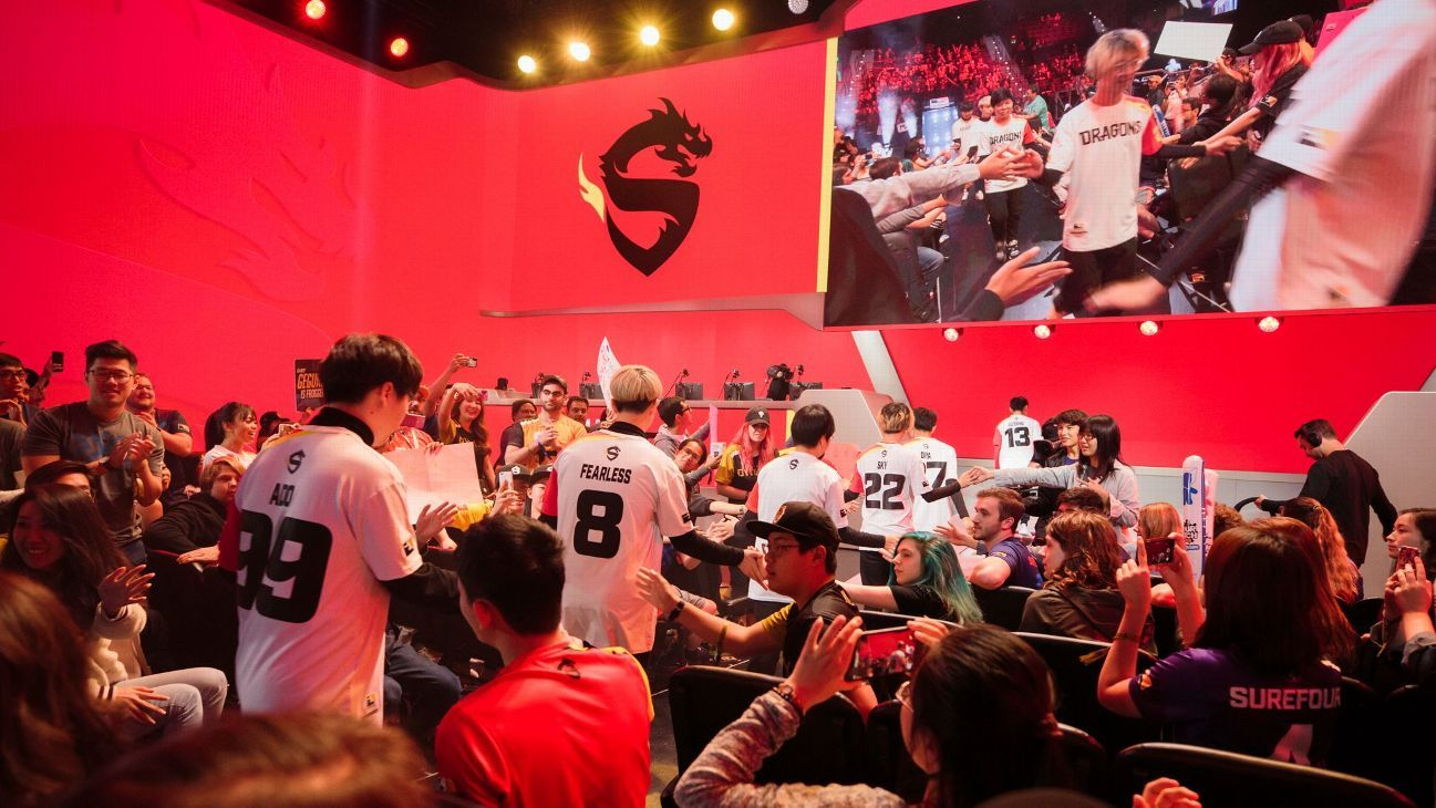 Overwatch League For The Winless Shanghai Dragons Fun Is A Universal Language