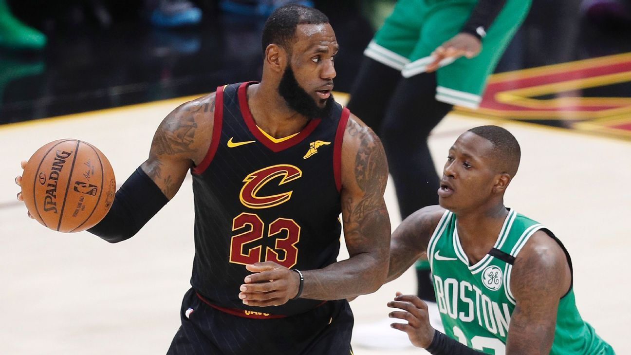 2542b1f001eb Pressure flips back to the Boston Celtics as the Cleveland Cavaliers tie  series with Game 4 win