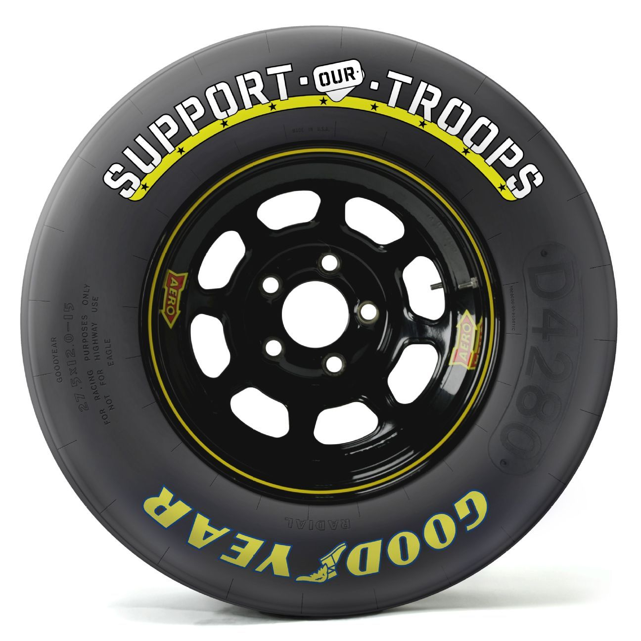 Goodyear Racing Tires >> Goodyear News and Tire Testing