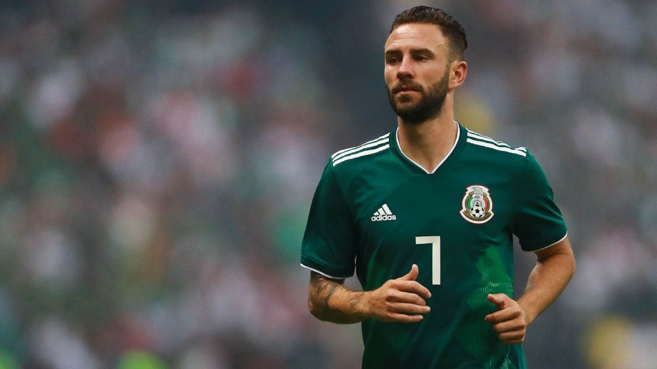 845029a4f Mexico international Miguel Layun joins Monterrey from Villarreal