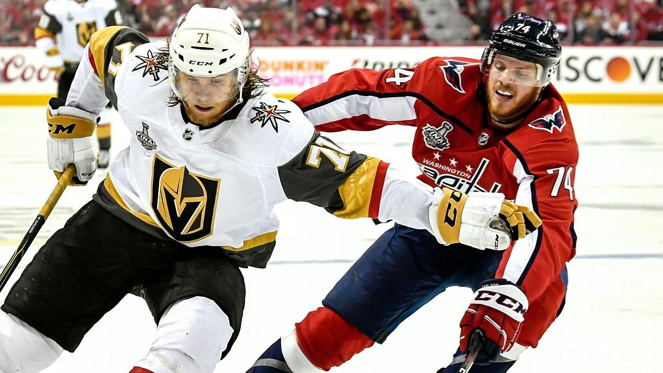 Stanley Cup Final - Game 5 Washington Capitals vs. Vegas Golden Knights  biggest questions 3e67c0699d6c