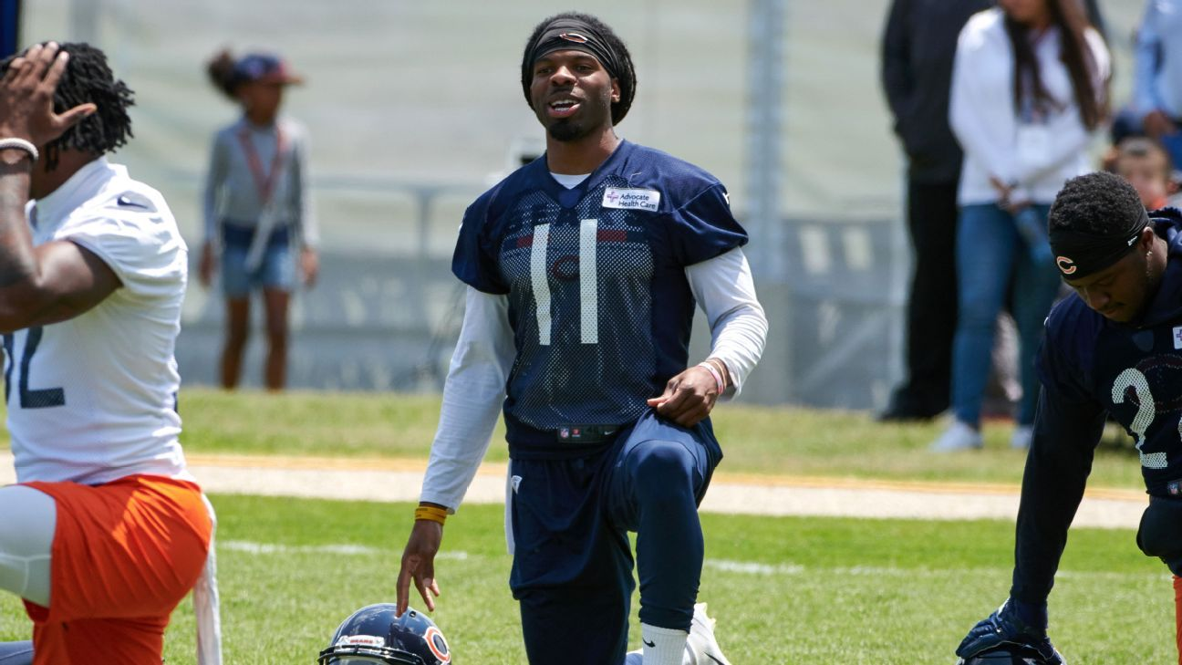 19354846d4b Kevin White hopes to stay on field for last stand with Chicago Bears -  Chicago Bears Blog- ESPN