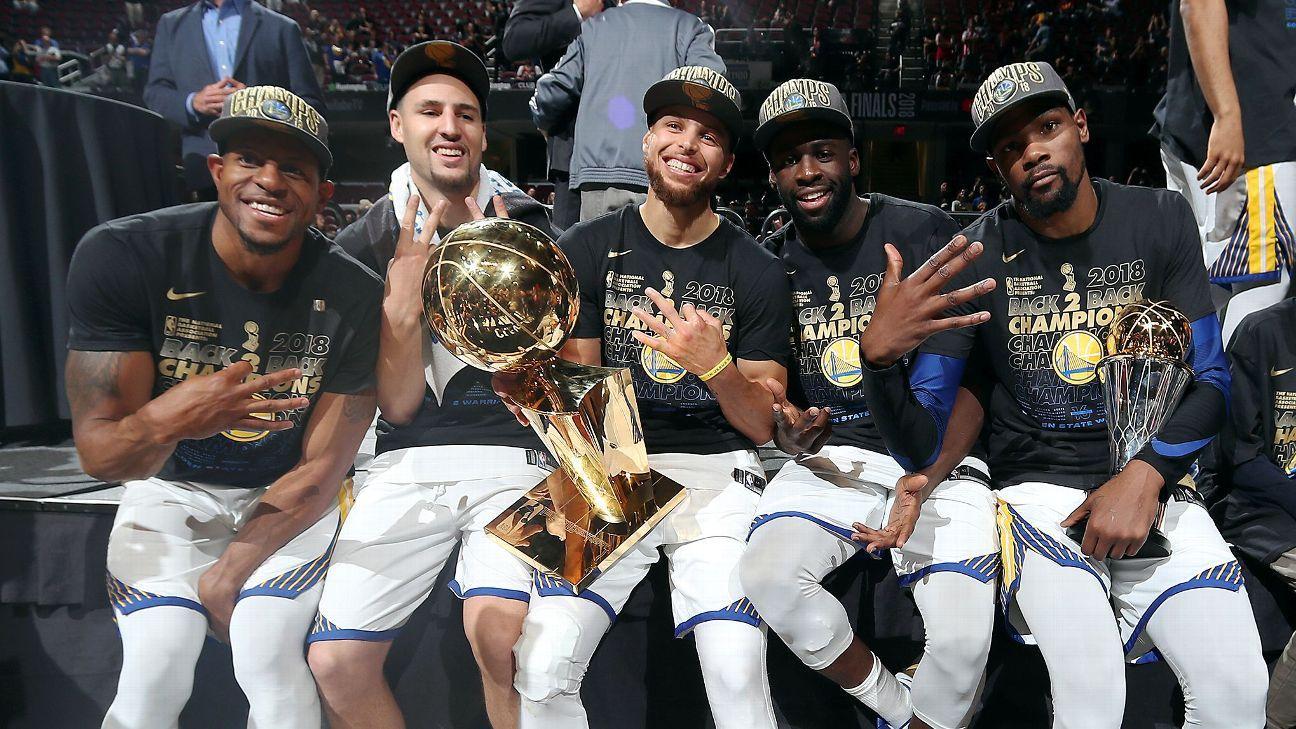 5de246595711 Where Golden State Warriors rank among 50 greatest NBA teams