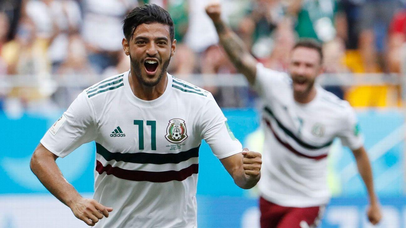3f381bca6 South Korea vs. Mexico - Football Match Summary - June 23