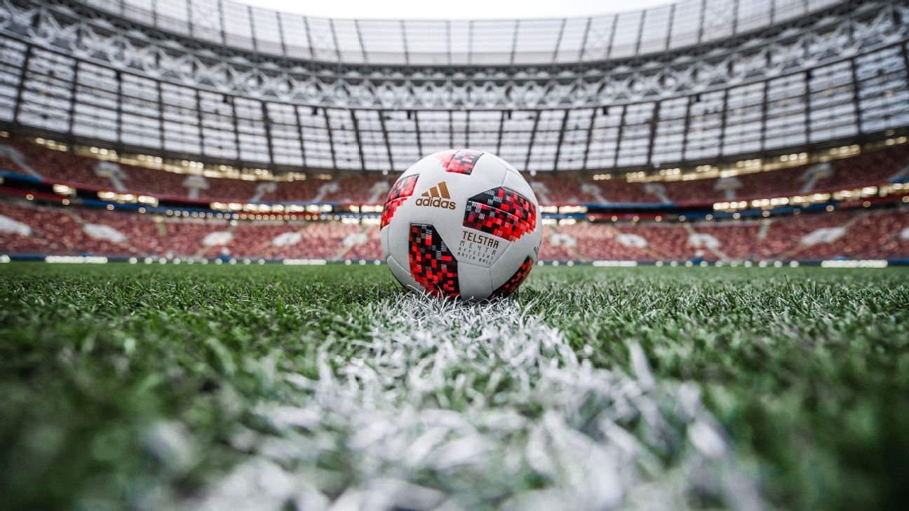 8dd46e5ea9a World Cup 2018 match ball released - yep, that's right, another one