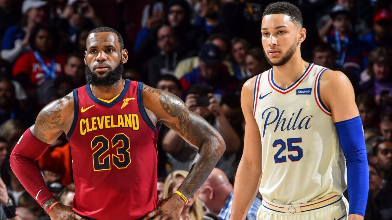 90f7e403f86d LeBron James 2018 NBA free agency - Are Philadelphia 76ers the best fit