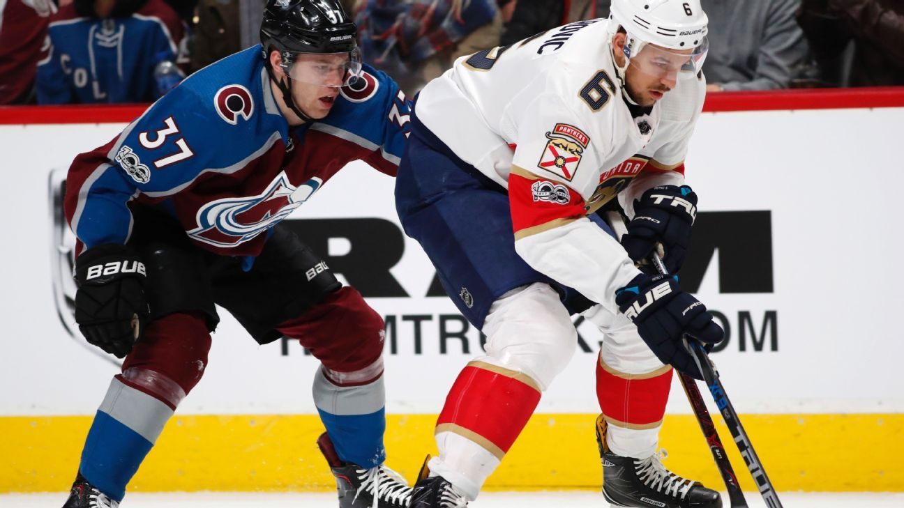 Edmonton Oilers acquire Alex Petrovic from Florida Panthers for Chris  Wideman 9ee8c6921