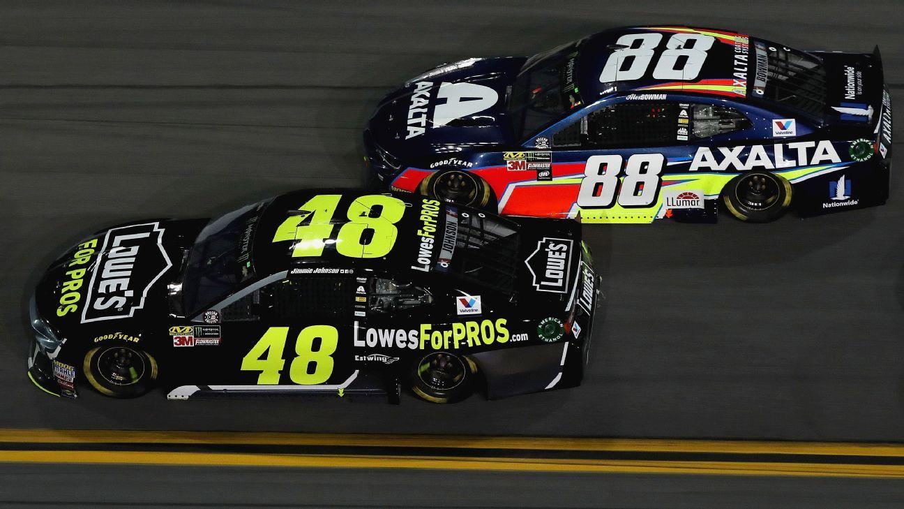 NASCAR Cup Series -- Summer brings on Silly Season as ...
