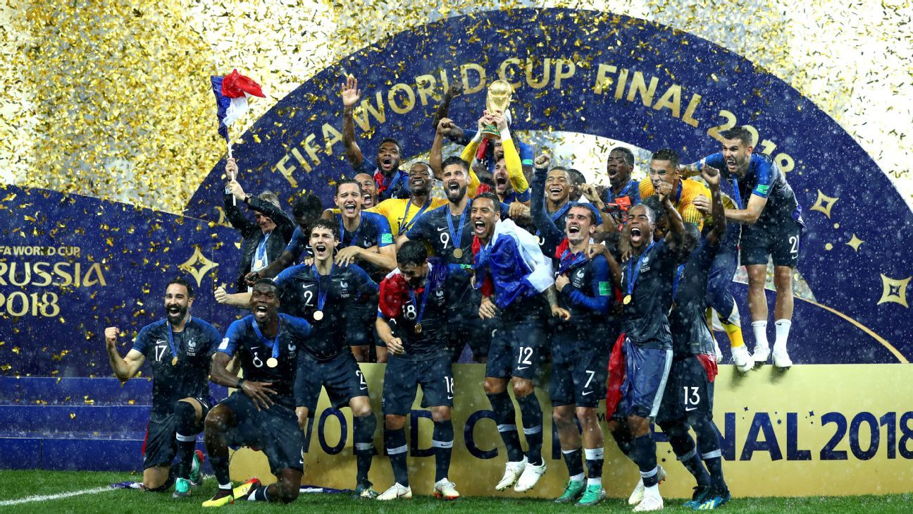 Image result for france happy world cup 2018 at La Concorde