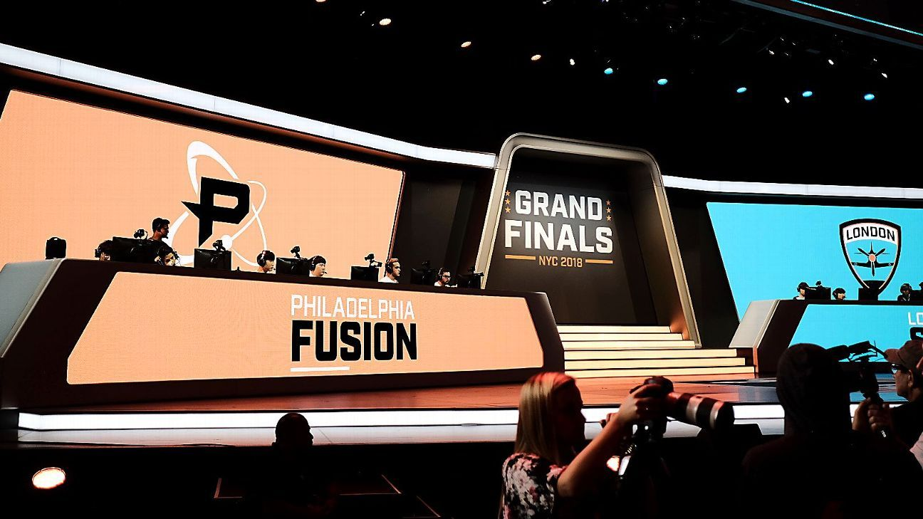 Sources: 2019 Overwatch League finals to be held in Philadelphia