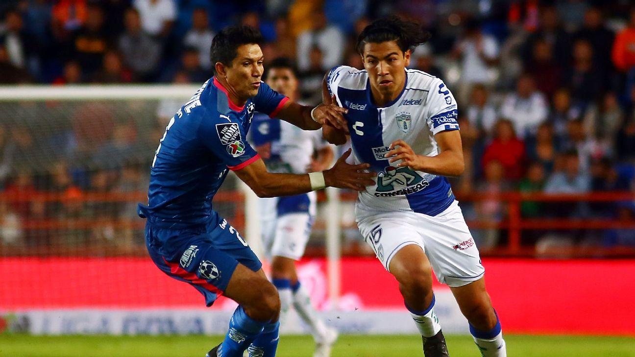 7c0e9e7c913 Erick Gutierrez just the latest set to graduate from Liga MX 'talent  factory' Pachuca