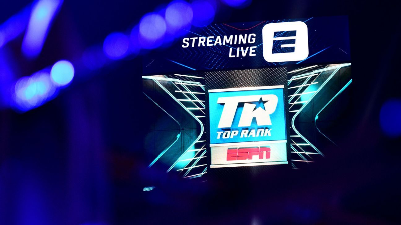 Top Rank Boxing reaches new 7-year deal with ESPN
