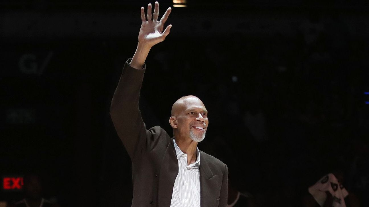 Abdul-Jabbar memorabilia sells for nearly $3M