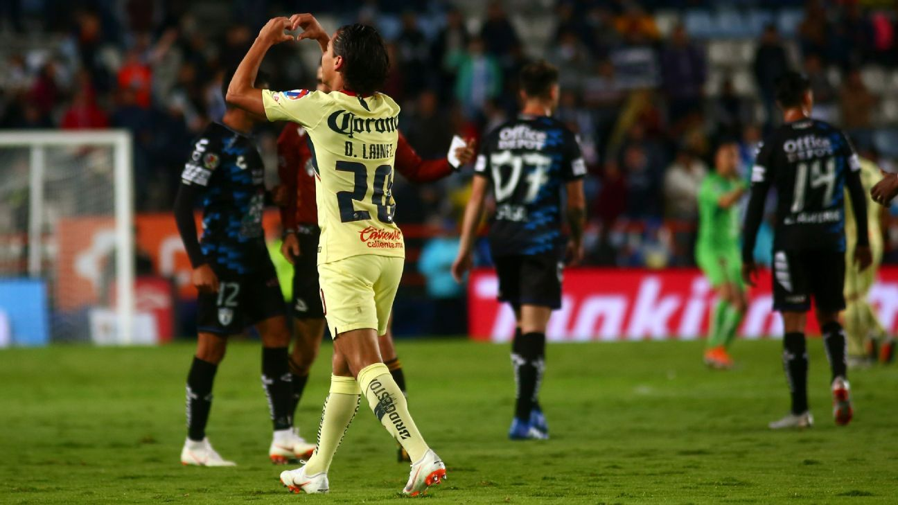 d9060808a Club America s Diego Lainez showing why he s Mexico s next great young  talent