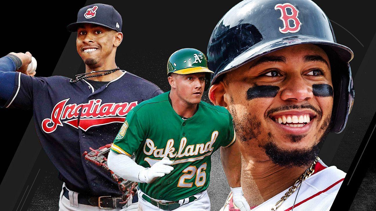 Power Rankings de MLB  Los Medias Rojas siguen en la cima 32491649389