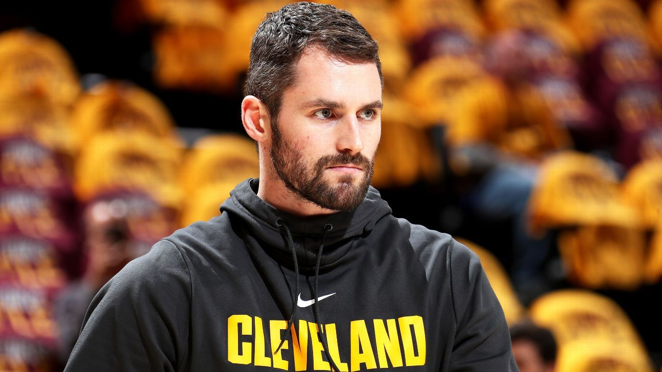 Kevin Love of Cleveland Cavaliers unclear on return to ...