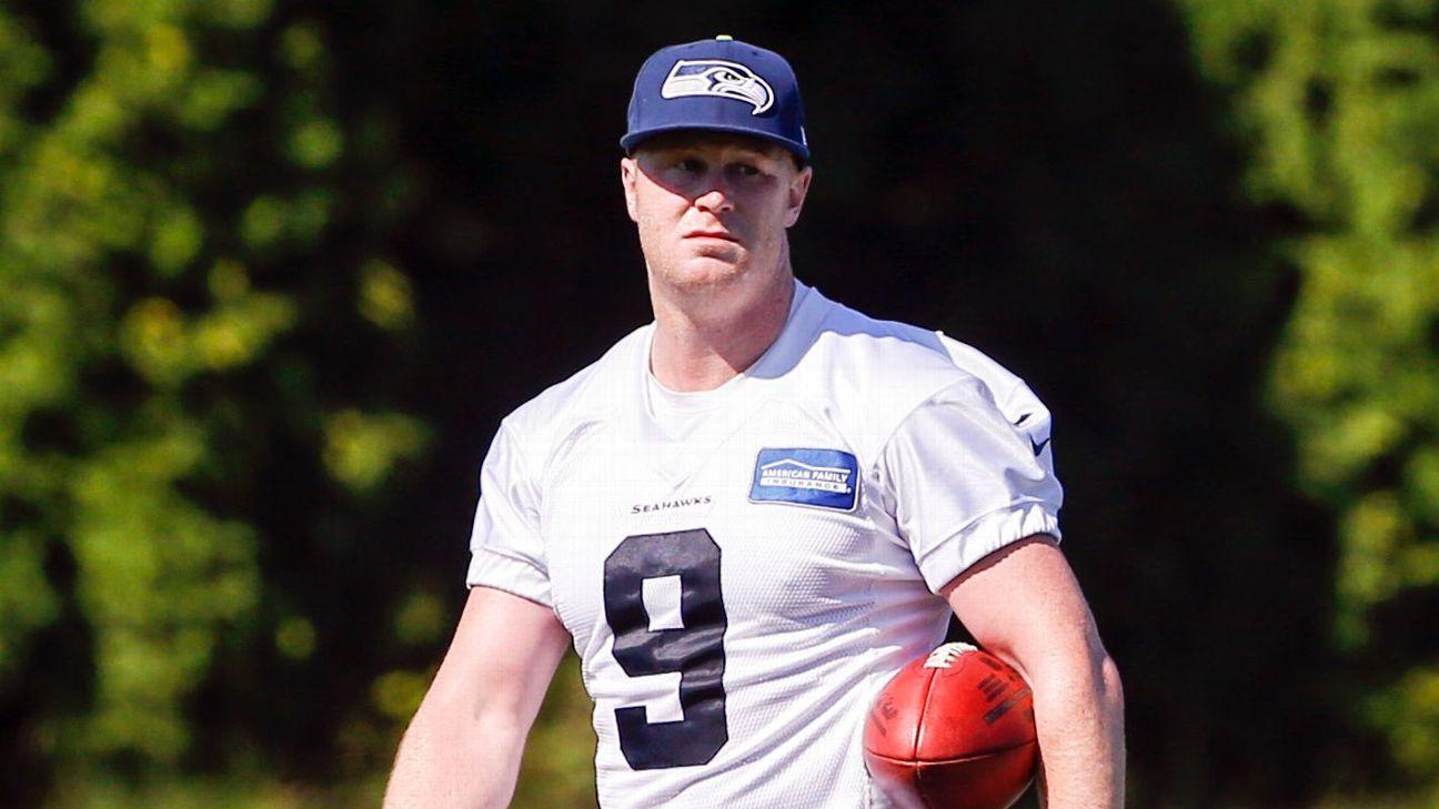 Former Seattle Seahawks punter Jon Ryan join Buffalo Bills 0bca8bb35
