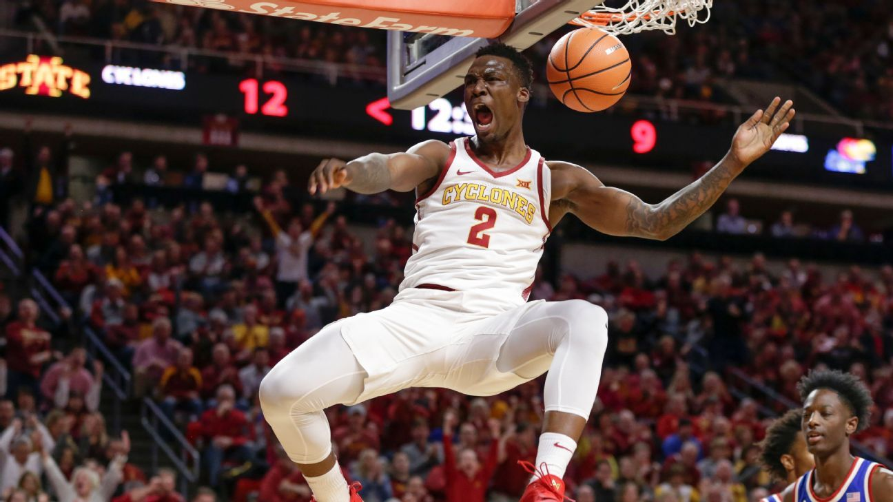 Forward Cameron Lard rejoins Iowa State Cyclones after wellness center stay