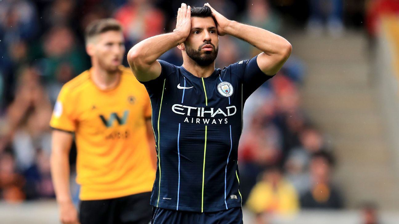 Five reasons Manchester City's title defence is showing signs of strain