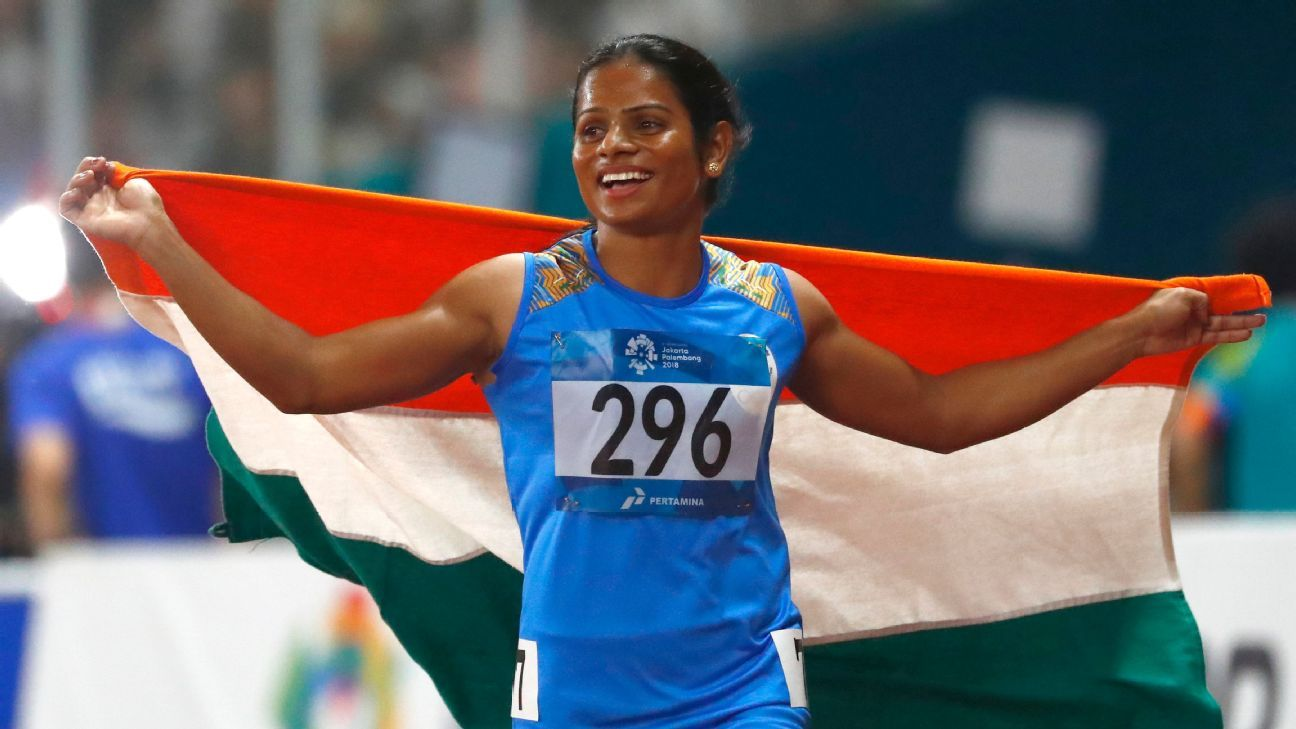 Sprinter Dutee Chand reveals she's in a same-sex relationship