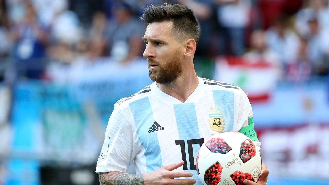 0cebf915c47 Barcelona star Lionel Messi will play for Argentina again - Lionel Scaloni