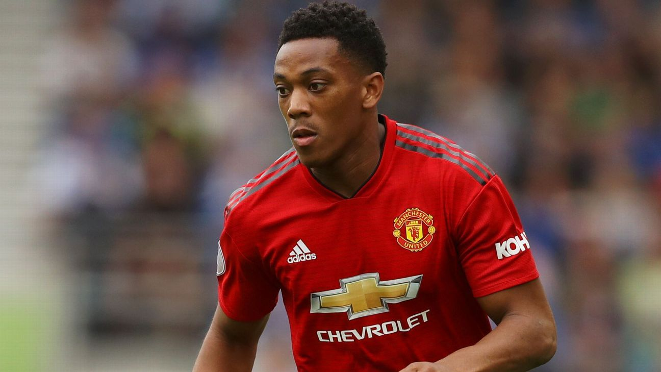 Anthony Martial And Manchester United In Talks Over New