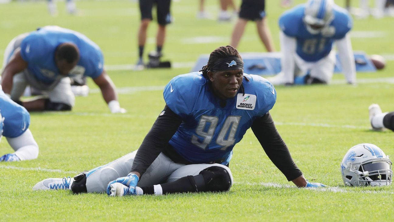 3fecd8cb91b What does healthy Ziggy Ansah do   Changes everything  - NFC North- ESPN