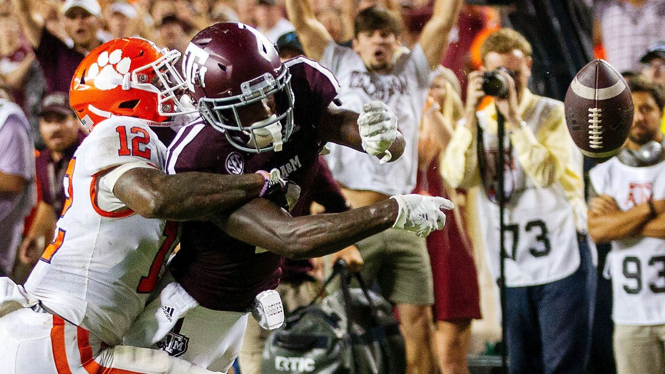 bbdffb16c Clemson Texas A&M final minutes controversy game ending