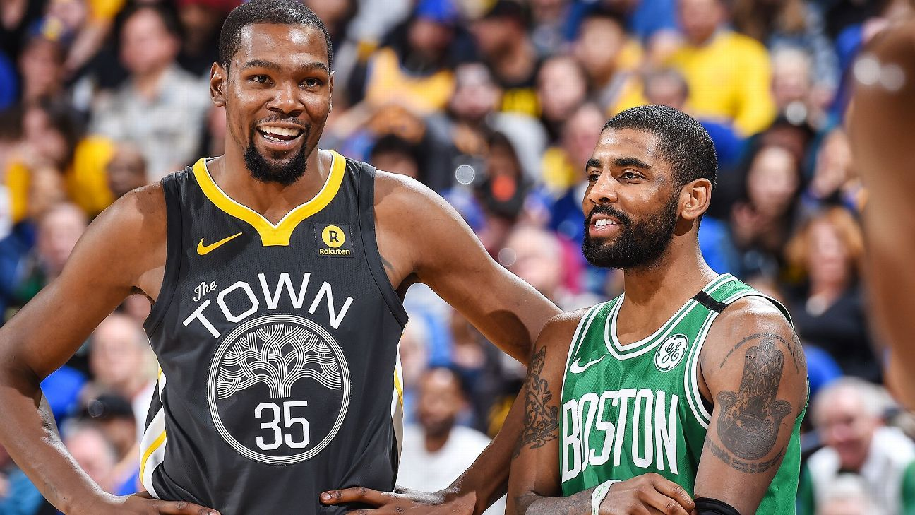 Can the Knicks build a Kyrie, Durant, Anthony Davis superteam?