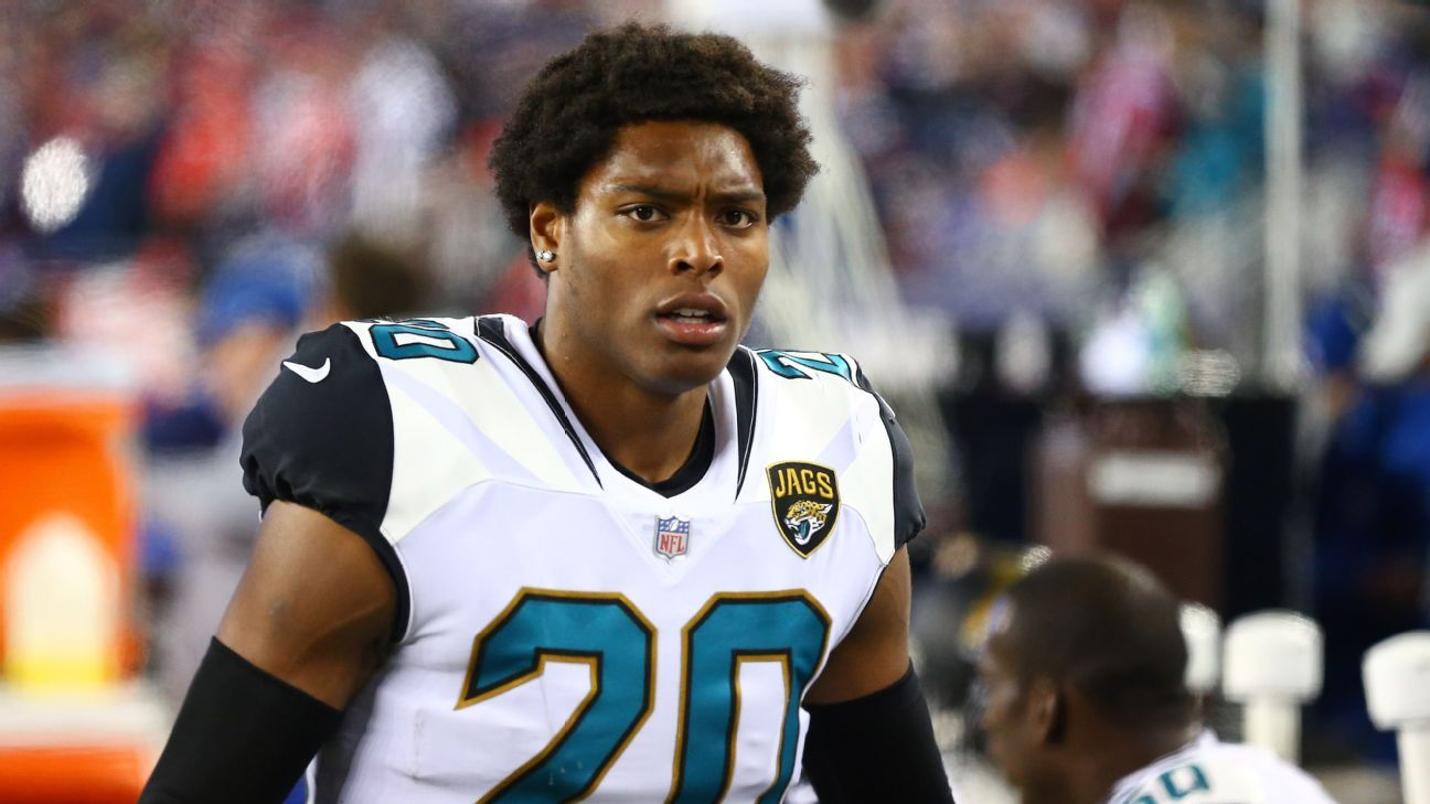 Jaguars cornerback Jalen Ramsey said that the team knows why he hasn't attended voluntary workouts and that he'll be with the team when it's time.