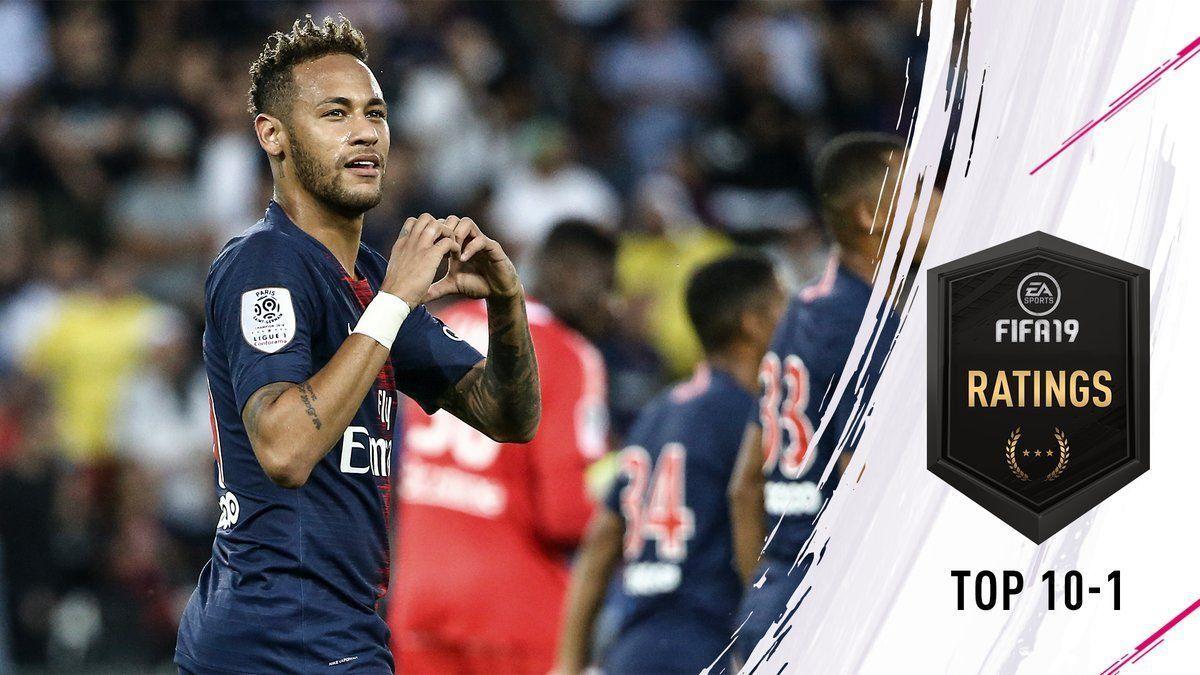 FIFA 19 coloca Messi e Cristiano Ronaldo no mesmo nível  Neymar segue entre  os melhores 030a25cf03810