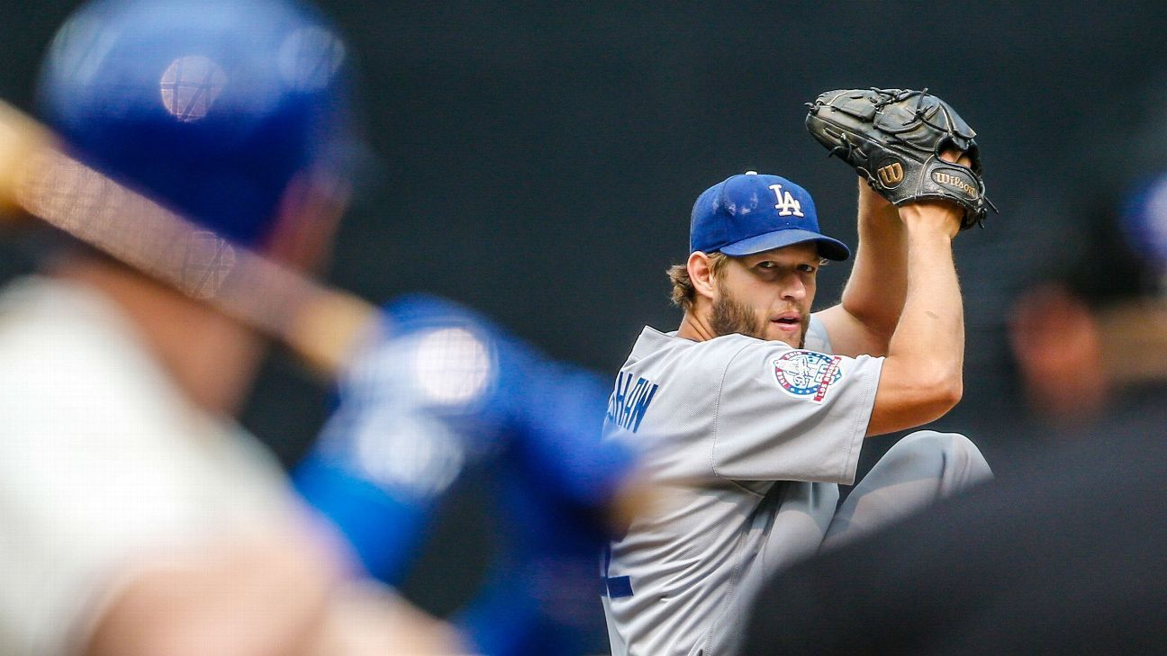 0a6857862  He s addicted to winning  -- Clayton Kershaw s battle to remain elite