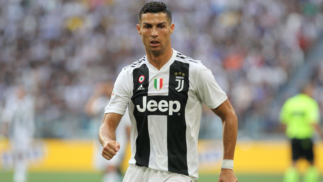 7bf6c589d Las Vegas police reopen case after Cristiano Ronaldo sued for sexual assault
