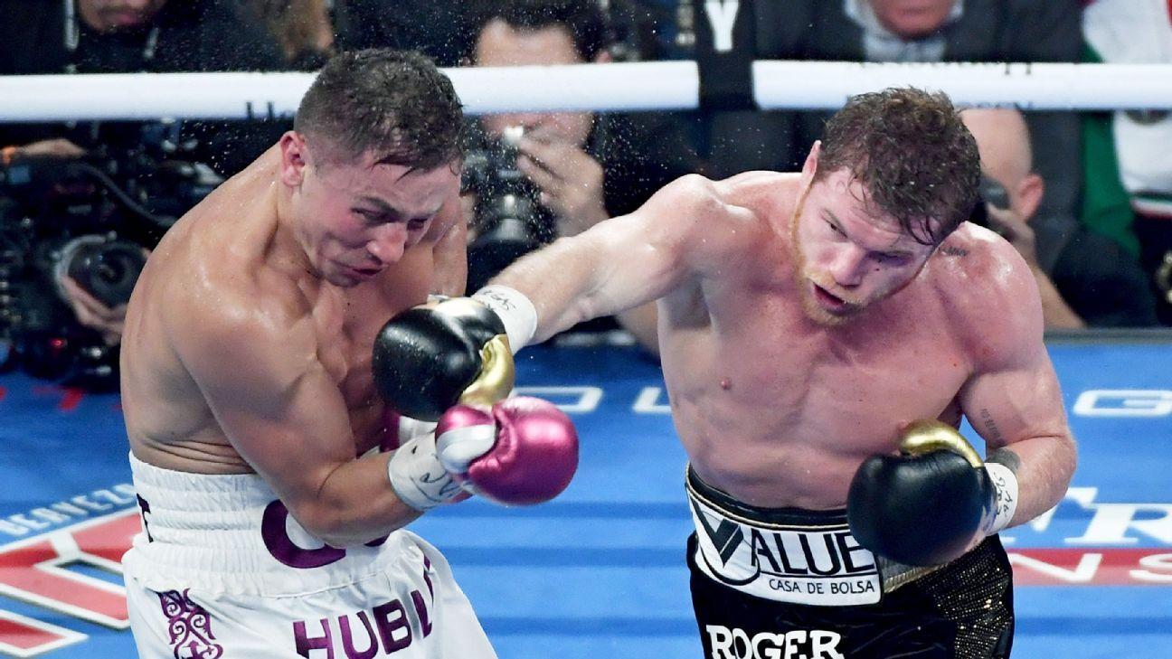 Pound For Pound Rankings Canelo Alvarez Makes The Top 3 Boxing