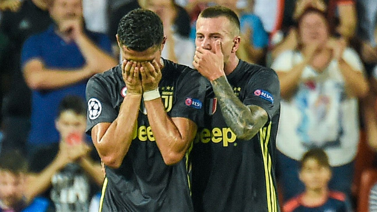 ef8bee9a531 Cristiano Ronaldo s sister on Champions League red card   They want to  destroy my brother