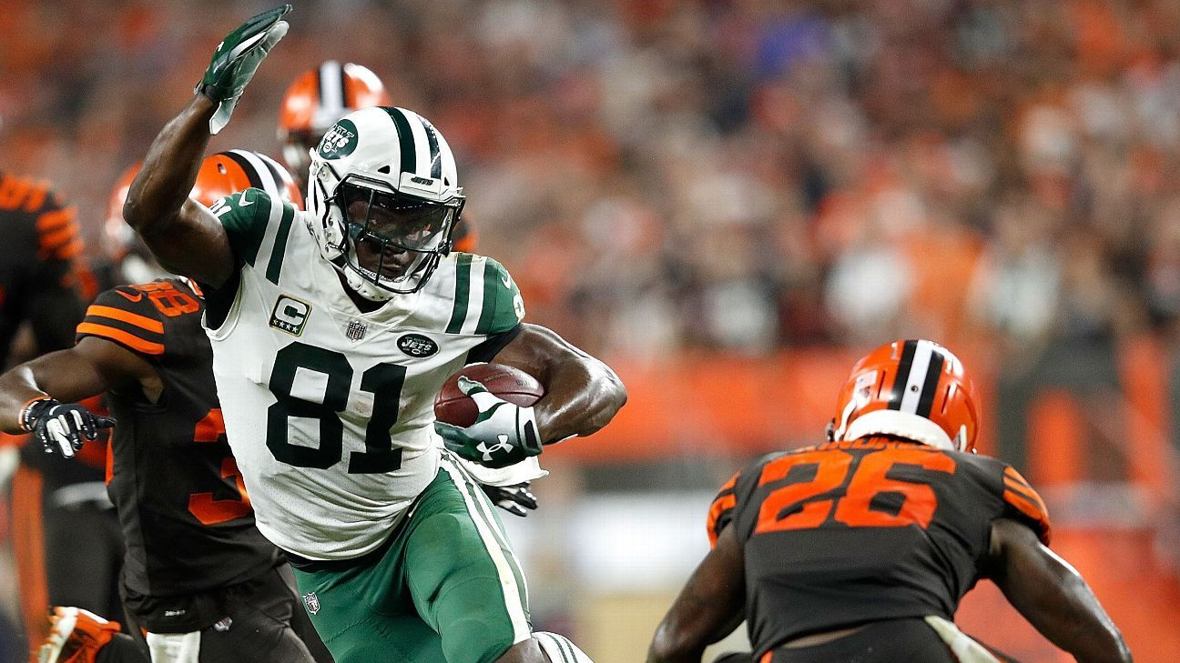 e662bb809b2 Jets will have to pay out of pocket for draft mistakes at receiver - New  York Jets Blog- ESPN