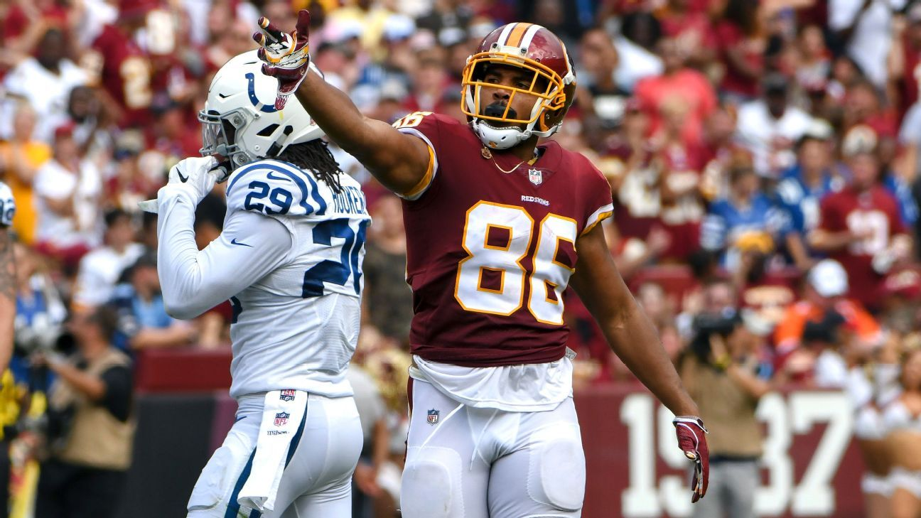 San Francisco 49ers agree to deal with oft-injured TE Jordan Reed – ESPN