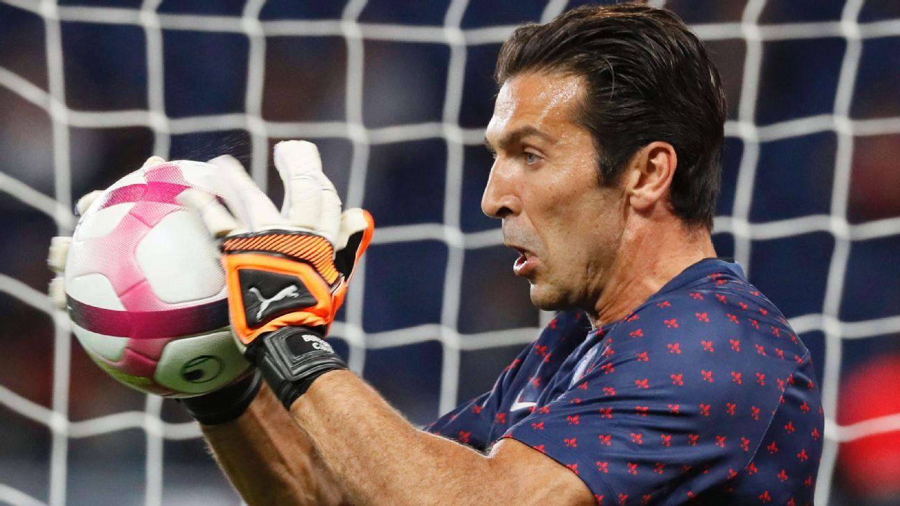 Buffon diz que Verratti é o único italiano com talento atualmente 116bc8e47dfed