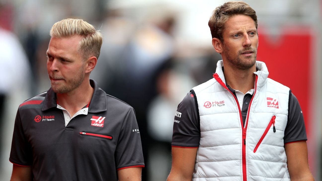 Why Haas Opted For An Unchanged 2019 Driver Line Up
