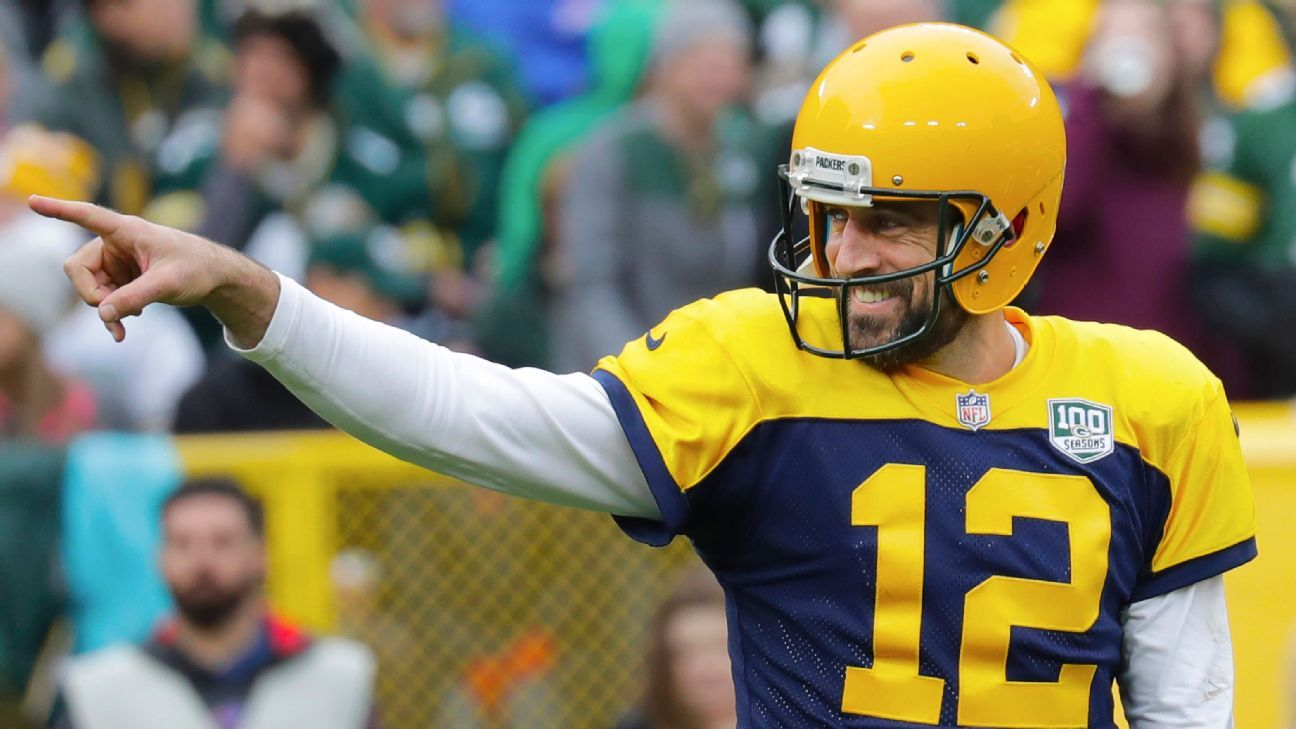 Aaron Rodgers  Packers were  terrible on offense  despite victory f41f799d3