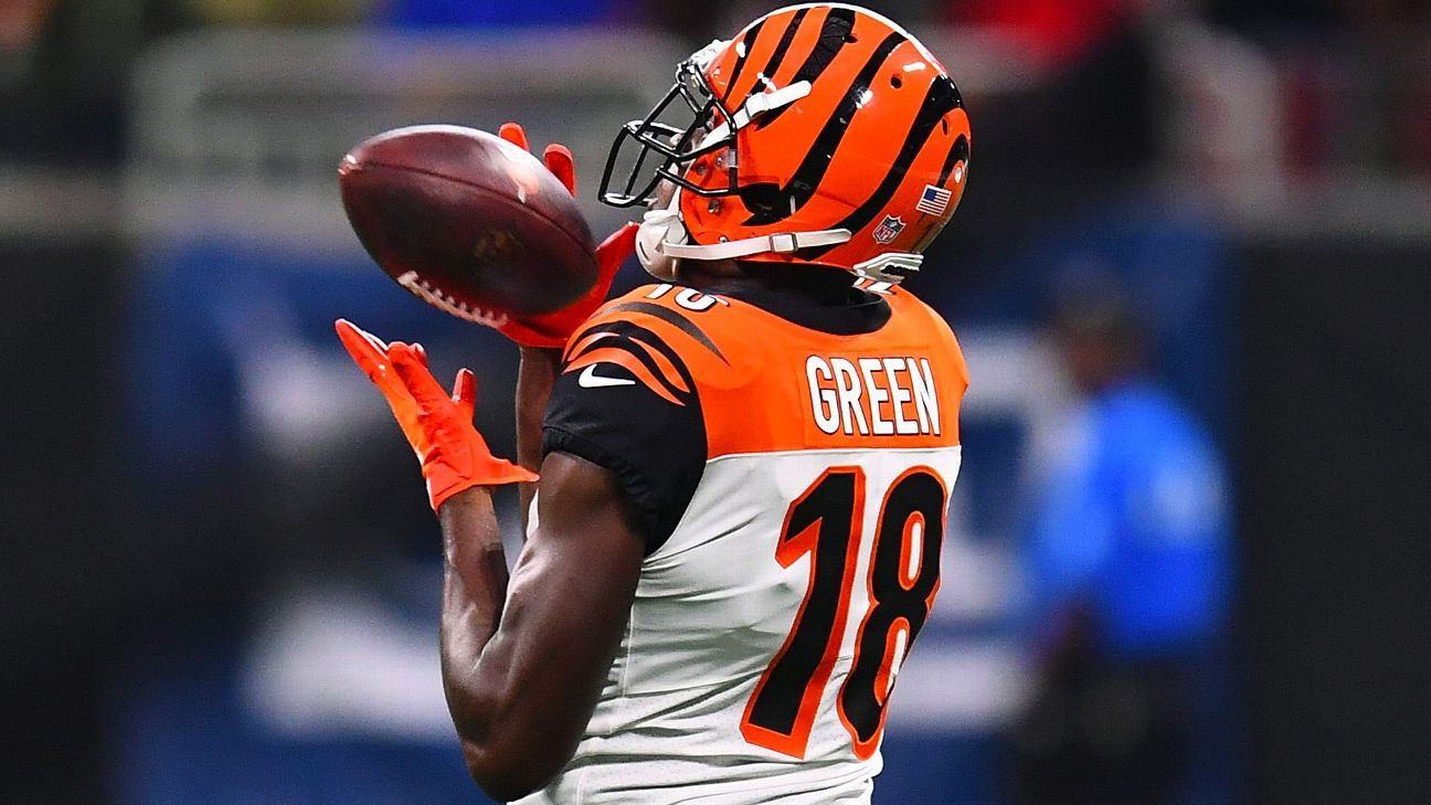 Marvin Lewis hints at A.J. Green return vs. Browns - Cincinnati Bengals Blog-  ESPN 2842e25de
