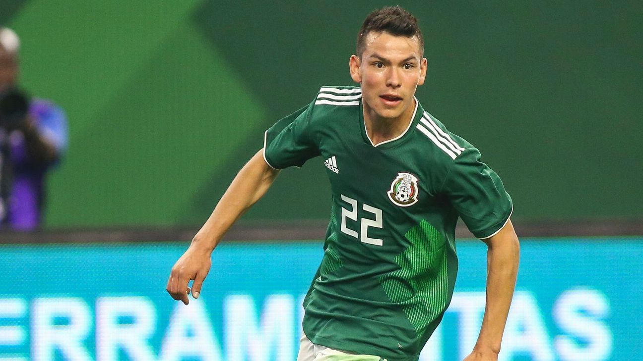 big sale ad404 001a4 Sources: Mexico's Lozano returns back to PSV