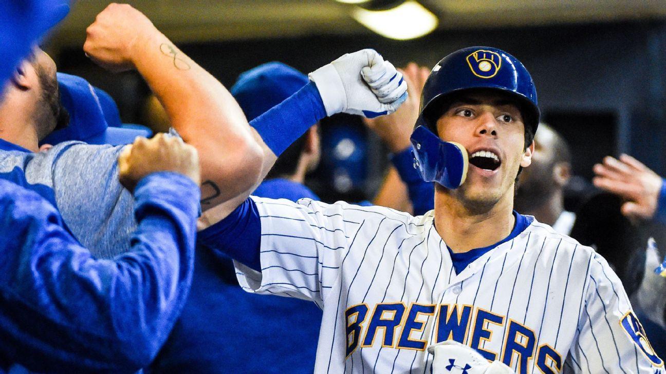 MLB -- How did Christian Yelich get this good b0ec064bd