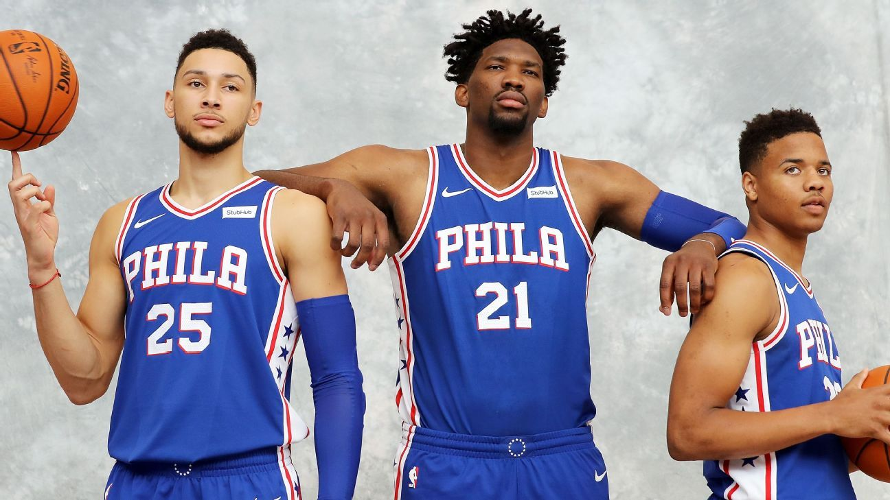 d07e7ff17bde What s next for the post-Process Philadelphia 76ers
