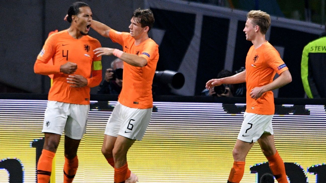 3b17b2fab24 Netherlands vs. Germany - Football Match Summary - October 13