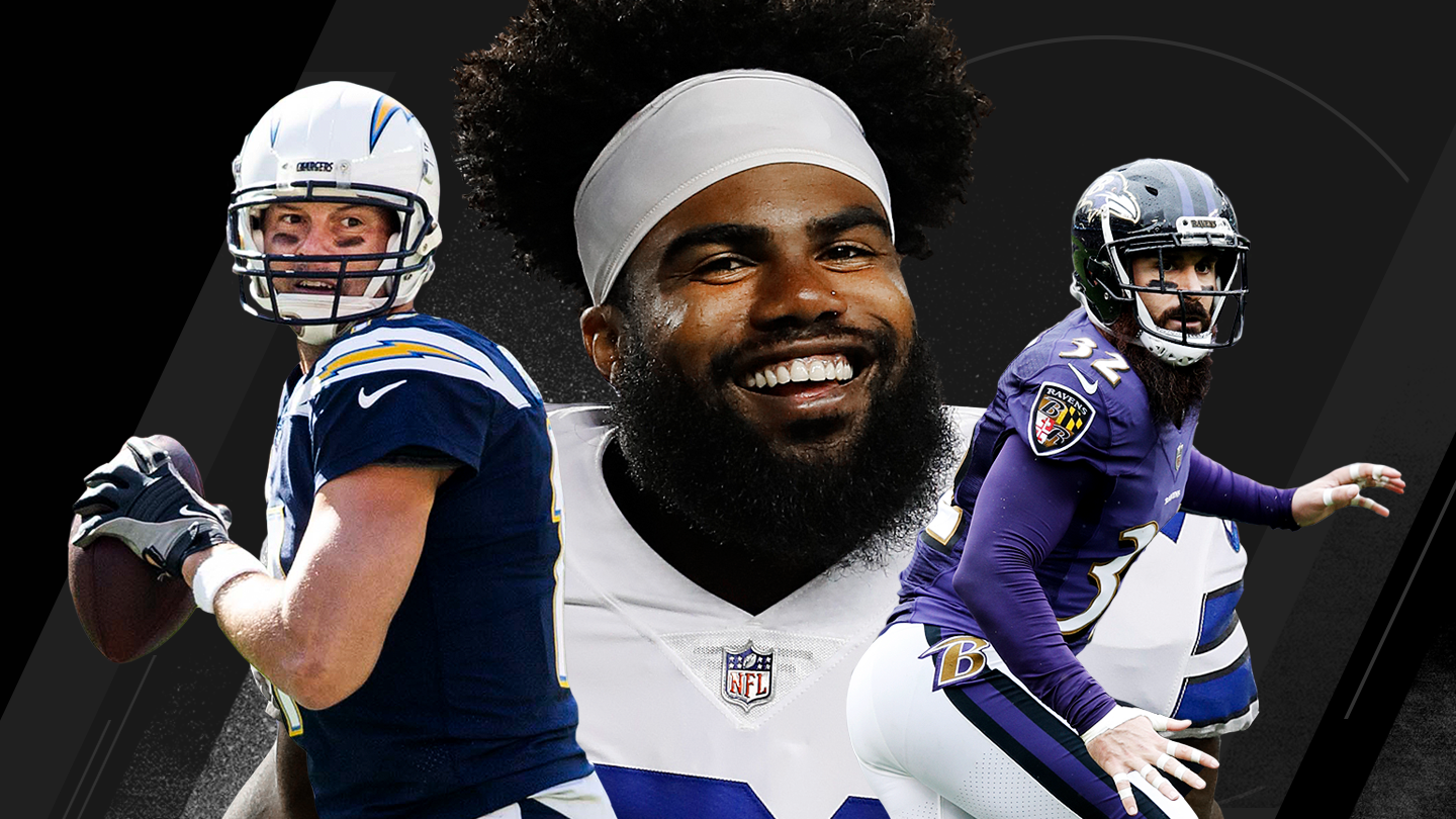 NFL Week 7 Power Rankings 2018 - Playoff chances for all 32 teams a0d6d3fd9