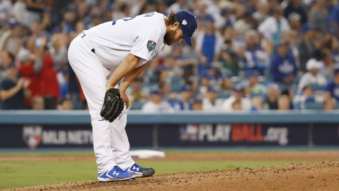 a8e294e86a755 MLB -- Dodgers repeat the agony of World Series defeat